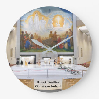 Irish image for Round (Large) Wall Clock