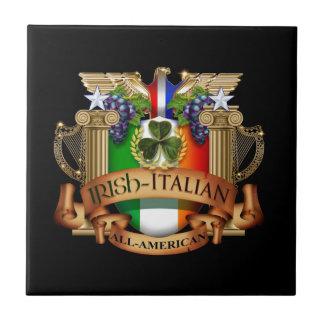 Irish Italian all American Tile