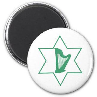 Irish & Jewish Magnet