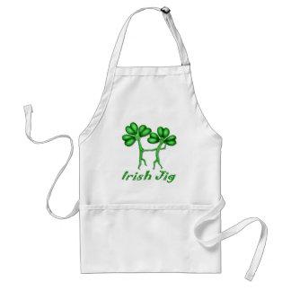 Irish Jig Aprons