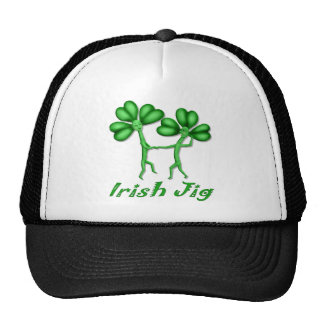 Irish Jig Trucker Hats