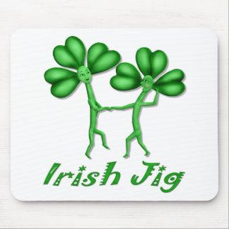 Irish Jig Mouse Pad