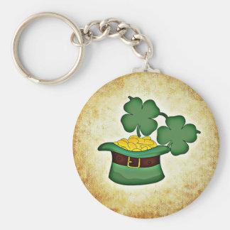 Irish Keychain