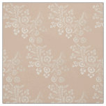 Irish Lace pattern fabric