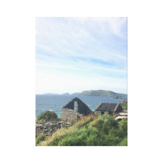 Irish landcape canvas print