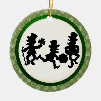 Irish Leprachaun ornament