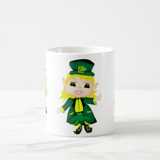 Irish Leprechaun Coffee Mug