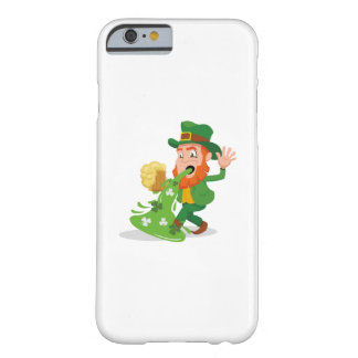 Irish Leprechaun Funny St. Patrick's Day Barely There iPhone 6 Case