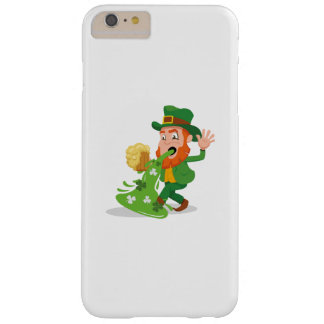 Irish Leprechaun Funny St. Patrick's Day Barely There iPhone 6 Plus Case