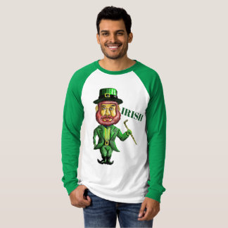 Irish Leprechaun Shirt
