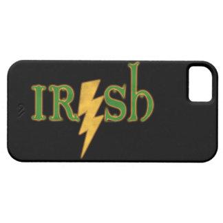 Irish Lightning Bolt iPhone 5 Case