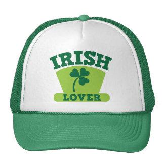 IRISH LOVER TRUCKER HAT