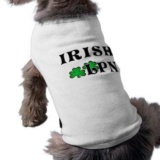 Irish LPN Doggie Tee