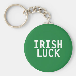 Irish Luck Keychain