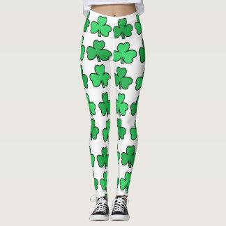 Irish Luck Leggings