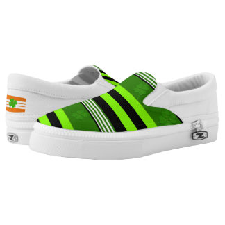 Irish Luck Slip On Shoes