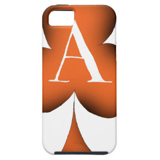 Irish 'Lucky' Ace of Clubs by Tony Fernandes Case For The iPhone 5