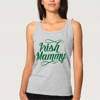 Irish Mammy Tank Top, Ireland, Mom
