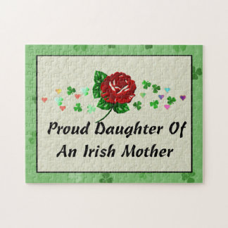 Irish Mom Jigsaw Puzzle