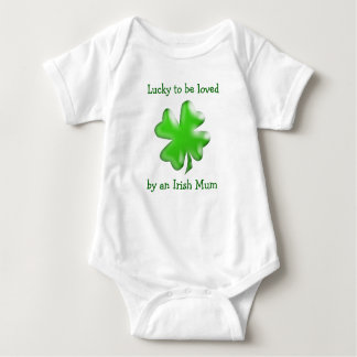 Irish Mum Love Kids Shirt
