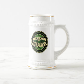 Irish Murphy Beer Stein