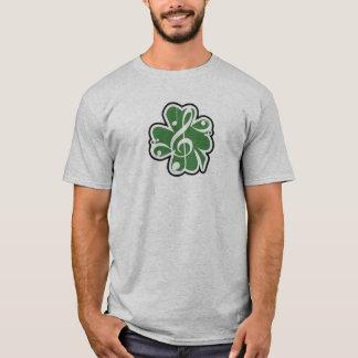 Irish Music Logo T-Shirt