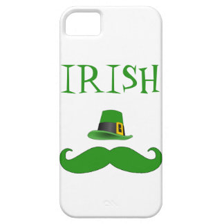 Irish Mustache iPhone Case iPhone 5 Covers