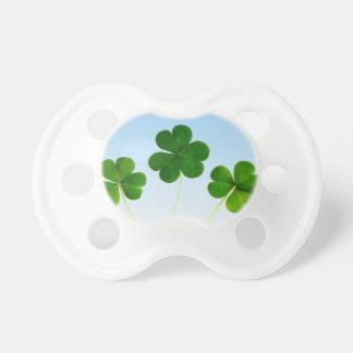 Irish New-Years-Day Baby Pacifier