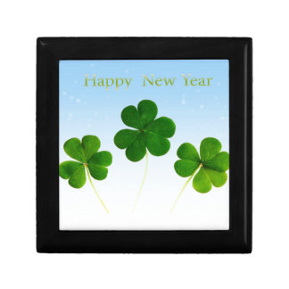 Irish New-Years-Day Jewelry Box