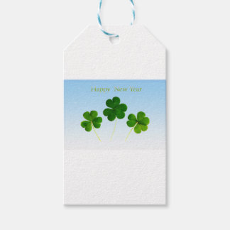 Irish New-Years-Day Pack Of Gift Tags