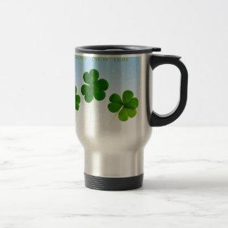 Irish New-Years-Day Travel Mug