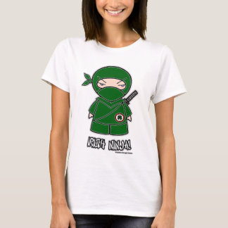 Irish Ninja! T-shirt