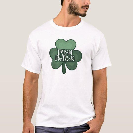 Irish Nurse T-Shirt