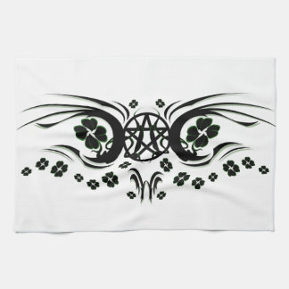 Irish Pagan Kitchen Towel