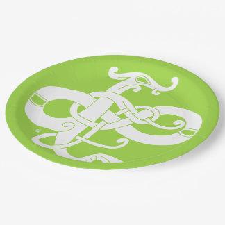 Irish Paper Plates