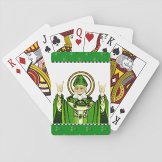 Irish Party Playing Cards
