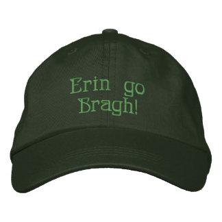 Irish Patriotic Ireland Designer Cap Embroidered Hats