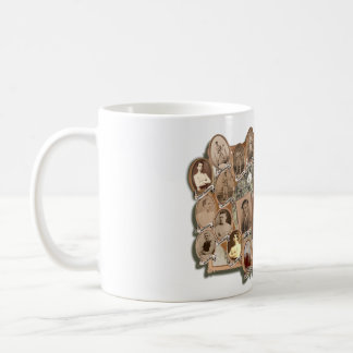 Irish Pioneers of Boxing: The Boxing Glove Designs Coffee Mug
