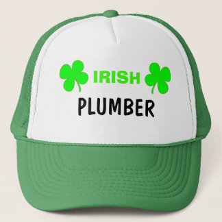 Irish Plumber Hat