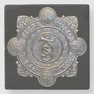 Irish Police, Garda Symbol, Ireland Coaster Stone Beverage Coaster