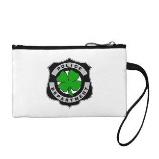Irish Police Officers Coin Wallets
