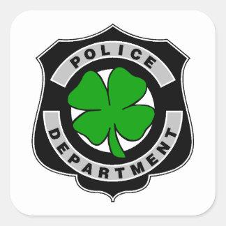 Irish Police Officers Sticker
