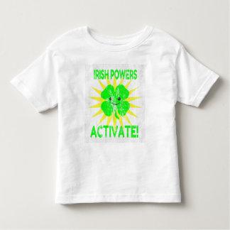 Irish Powers Activate DS Toddler T-shirt