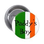Irish Pride Button