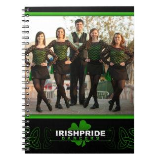 Irish Pride Dancers Notebook