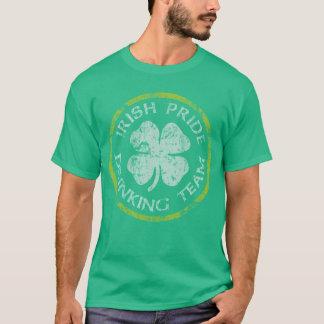 Irish Pride Drinking Team T-Shirt