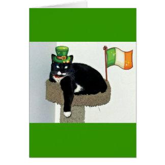 Irish Pride Lucy Card