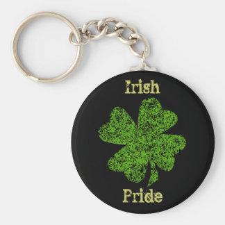 Irish Pride St. Pattys day Key chain! Keychain