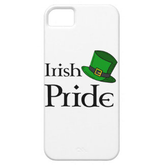Irish Pride with a green hat iPhone 5 Cover