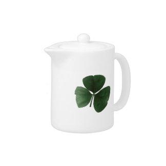 Irish Proverb tea pot